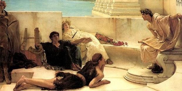 Prostitutas de la Antigua Roma